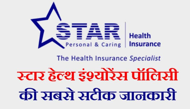 Star health insurance policy details in hindi, star health insurance plan in hindi