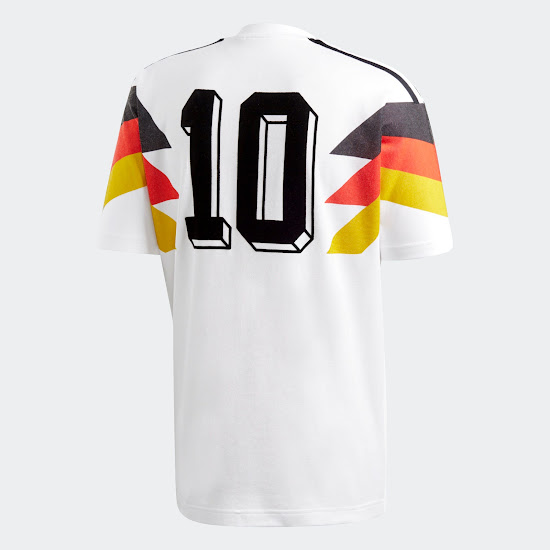e07a55381 Adidas  brand new Germany World Cup shirt is a classy reproduction ...