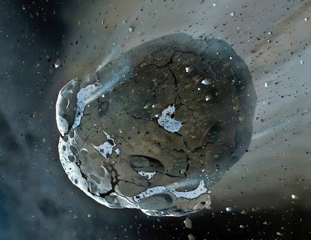 The largest near-Earth asteroid of 2021 is barreling toward us right now