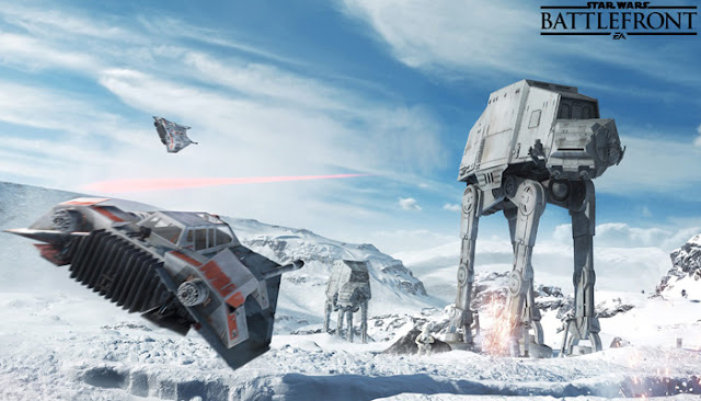 star wars battlefront, mejor juego de acción, mejor diseño de sonido, star wars battlefront bespin, star wars battlefront season pass, star wars battlefront DLC, premios D.I.C.E, descargar battlefront