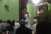 Usai Sholat Berjamaah, Kapolda Maluku : Kemulian Itu Hanya Bisa Diraih Dengan Agama
