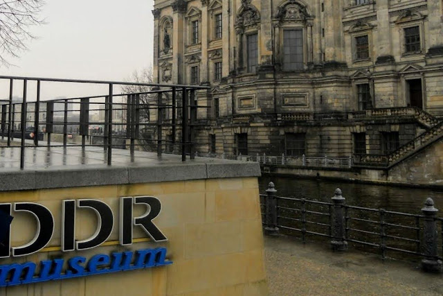 2 Days in Berlin: the DDR Museum