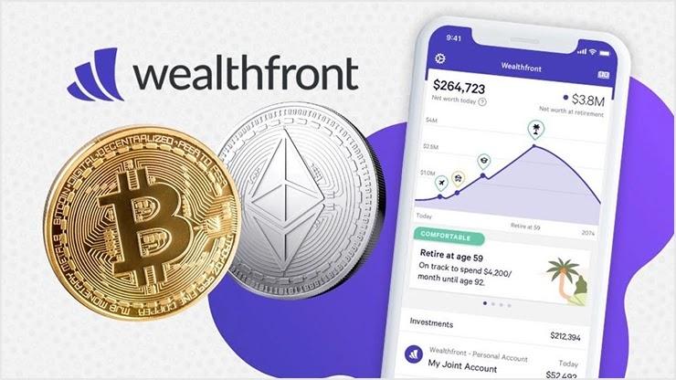 Wealthfront предлагает доступ к BTC и ETH