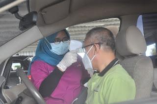 Manjakan Lansia, Sentra Vaksinasi RSUI Sediakan Angkutan Gratis