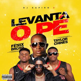 Dj Kapiro - Levanta O Pé (Feat Fénix De Bruxo & Taylor Chinês)
