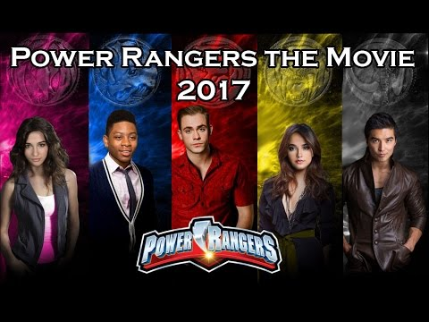 Film Mighty Morphin : Power Rangers The Movie (2017)
