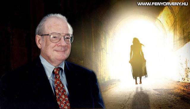 Raymond Avery Moody - Aki átformálta a halállal kapcsolatos szemléletet