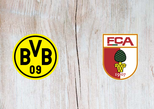 Borussia Dortmund vs Augsburg -Highlights 17 August 2019