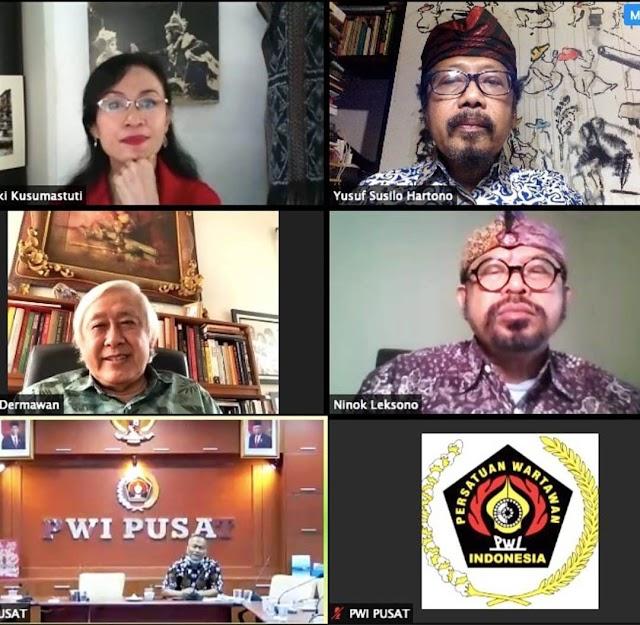 10 Kepala Daerah  Calon Penerima Anugerah Kebudayaan PWI Pusat 2021