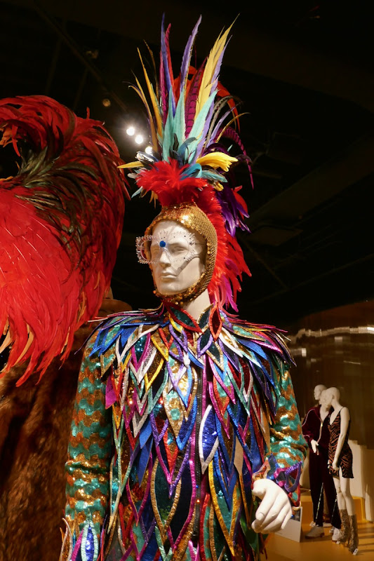 Elton John Rocketman Cockerel costume
