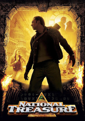 National Treasure 2004 Dual Audio Hindi 720p BluRay ESubs Download