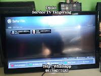 service smart tv serpong