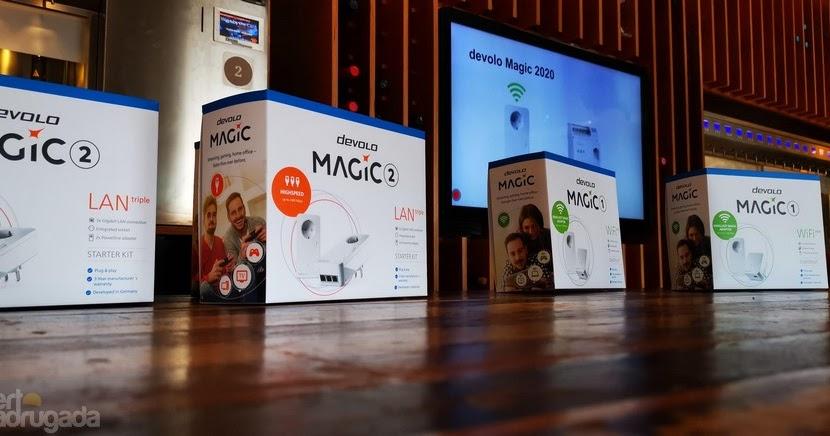 Devolo reforça gama Magic com dois novos adaptadores powerline