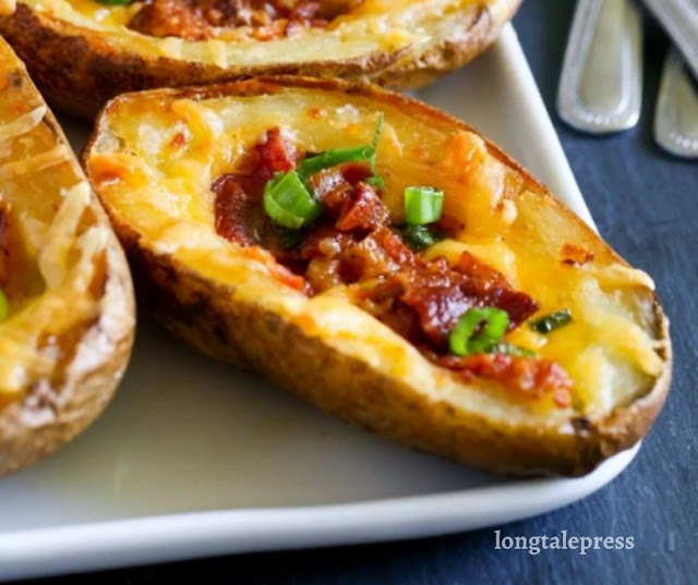 Loaded Potato Skins Recipes