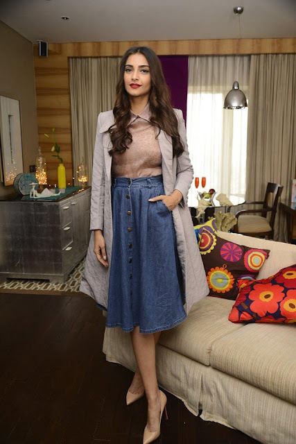 Sonam Kapoor on The Tara Sharma Show