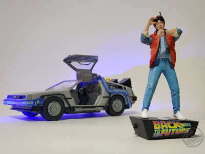 Hallmark 2020 Holiday Ornaments Back to the Future