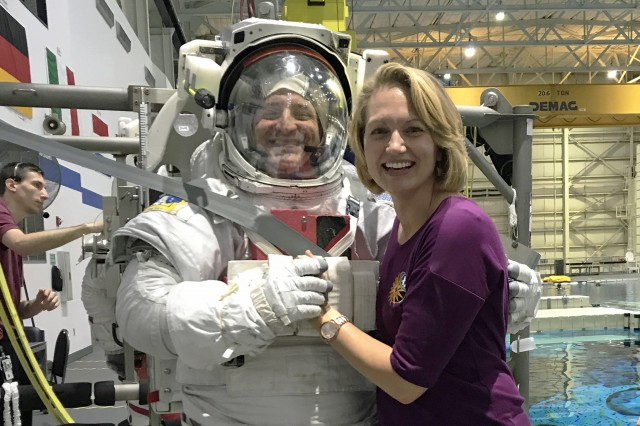 Astronaut Wife: Chooses Hope Over Fear