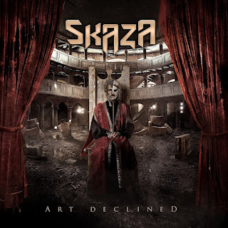 "Skaza - ""Art Declined"""