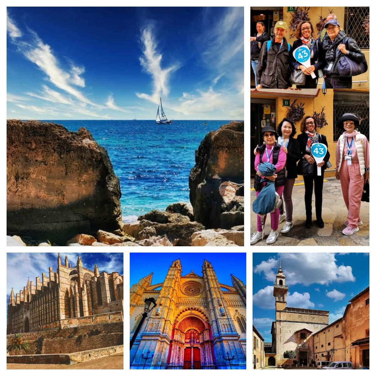 Guia de Turismo em Português em Mallorca