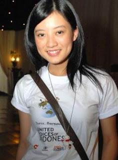 Biodata Leony Vitria Hartanti Pemeran Mama Roy Kiyoshi
