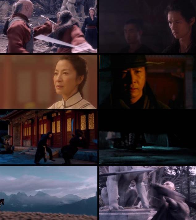 Crouching Tiger Hidden Dragon Sword of Destiny 2016 English 720p BRRip
