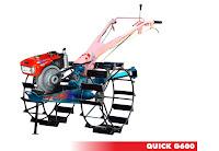 Jual Traktor Quick G600