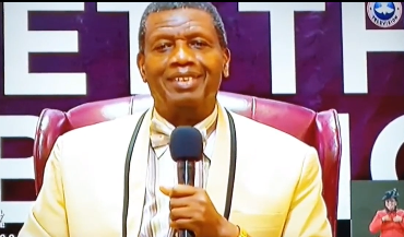 There will be a lot of babies as a result of this lockdown- Pastor Adeboye