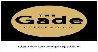 Lowongan Kerja The Gade Coffe by Pegadaian sukabumi