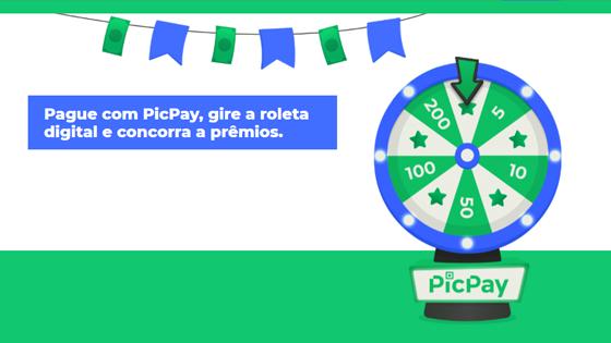 Promoção Arraial de prêmios PicPay