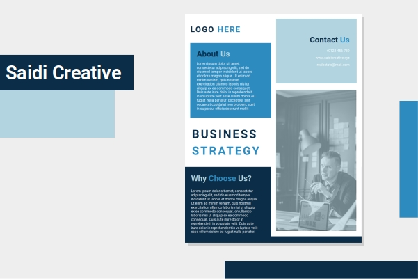 Free Marketing Business Flyer Template Word Document Fully Editable File