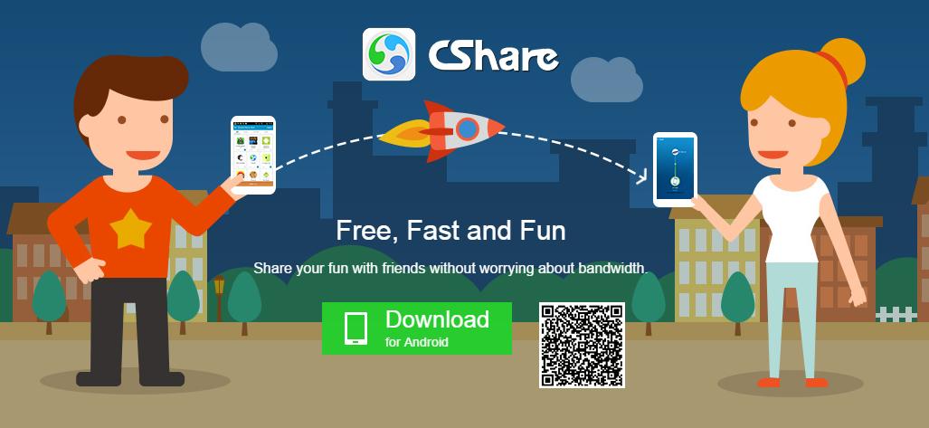 Share Data Using CShare