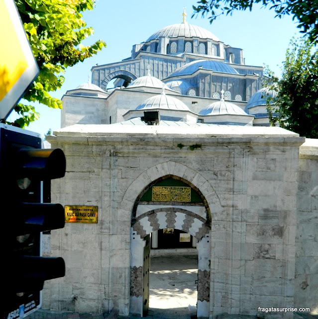 Mesquita de Ali Paxá, Istambul, Turquia
