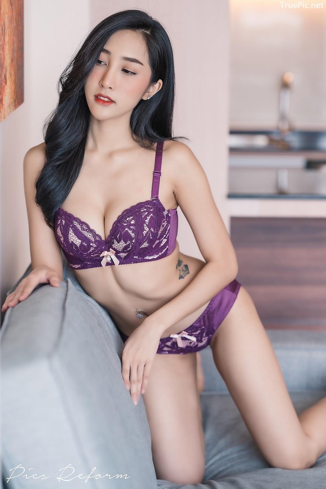 Image-Thailand-Sexy-Model-Yanapat-Ukkararujipat-Violet-Girl-TruePic.net- Picture-9