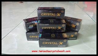 Crystal X Asli Obat Keputihan