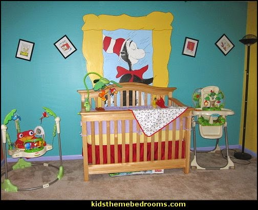 The Seuss Room-decorating ideas dr seuss theme bedrooms