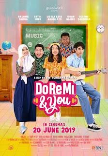 Sebuah Film Drama Indonesia Terbaru Produksi GoodWork Review Doremi & You 2019 Bioskop