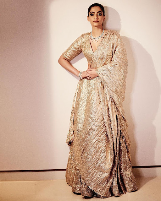 Sonam Kapoor (Indian Actress) Wiki, Age, Height, Boyfriend, Family and More...