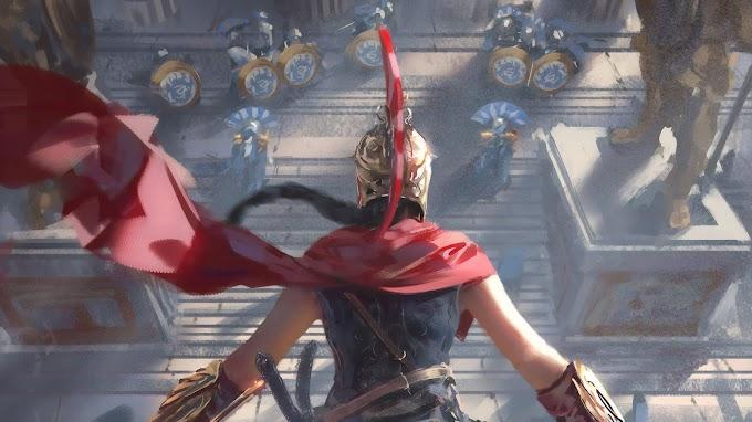 Assassins Creed Fan Arte Hd