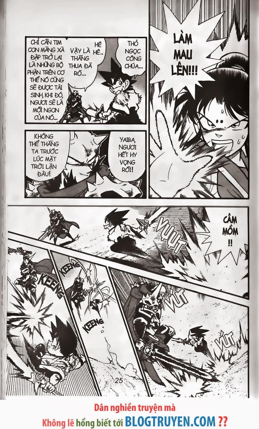 Yaiba chap 234 trang 8
