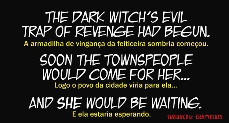 A bruxa negra de Westbrook 2