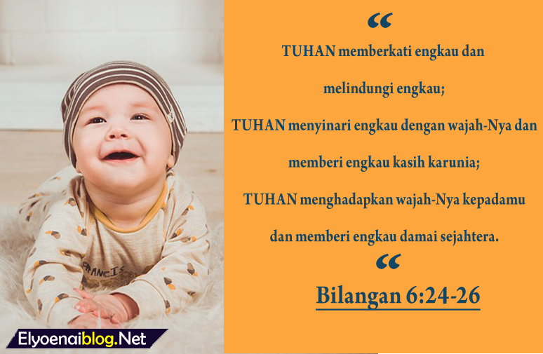 Kata Kata Harapan Untuk Anak Baru Lahir