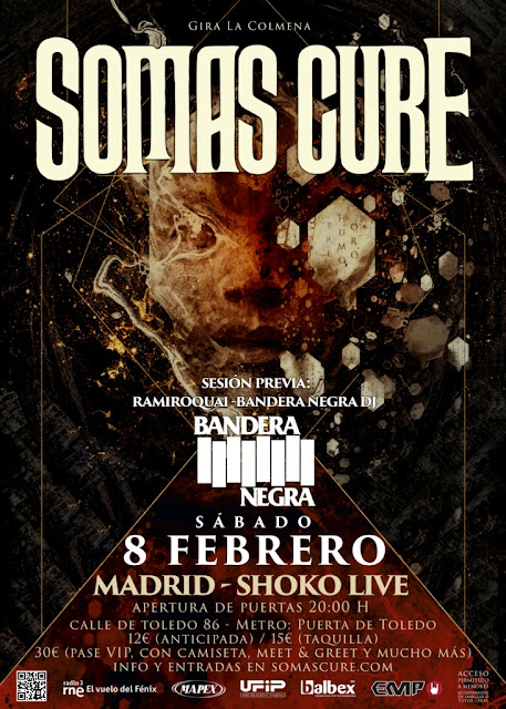 Agenda de giras, conciertos y festivales - Página 2 Somascure