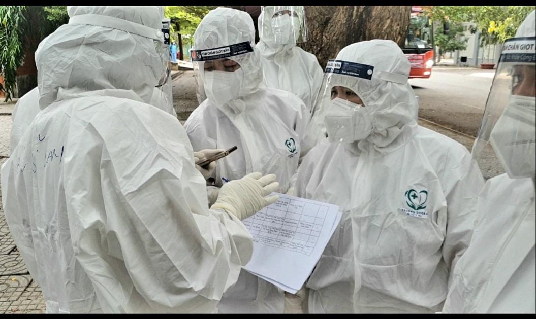 Ninh Thuận liên tục phát hiện ca nhiễm mới trong cộng đồng