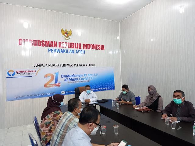 Banyak Masalah, Ombudsman Rakor dengan BSI Dan OJK