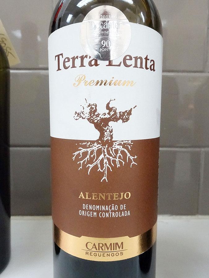 Carmim Terra Lenta Premium Reguengos 2016 (88 pts)