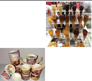 Cones & cups