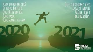 2020 - tudo passará e a vida como ondas virá 2021