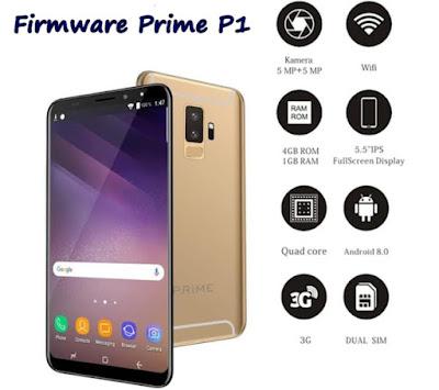 Firmware File Sakti Prime P1 MT6580