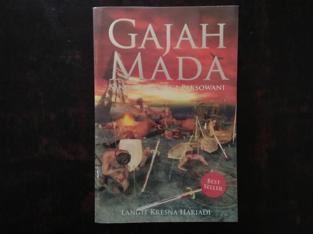 "Resensi Buku ""Gajah Mada – Sanga Turanga Paksowani"""