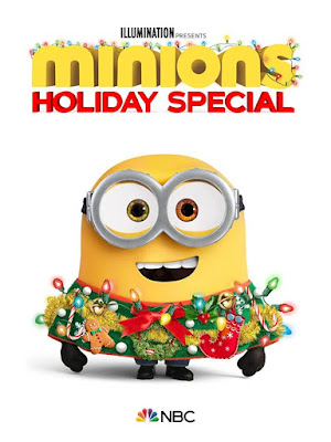 Minions Holiday Special (2020) English 720p HDRip ESubs Download